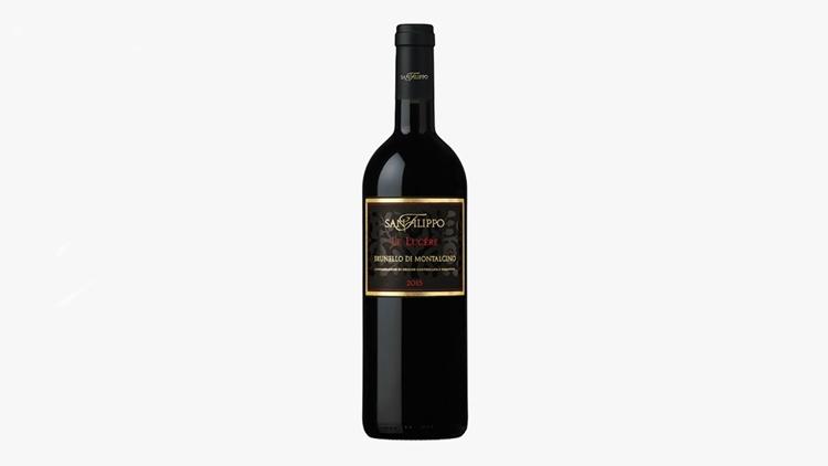 Un Brunello di Montalcino torna sul podio del mondo per Wine Spectator, è Le Lucére 2015 di San Filippo