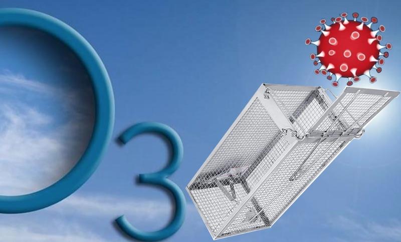L'OZONOTERAPIA CONTRO IL COVID-19  … tentar non nuoce, importante è trovare una soluzione!
