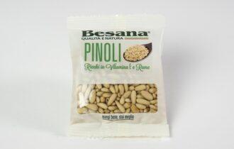 Pinoli, Besana fa il punto su consumi e produzione mondiale