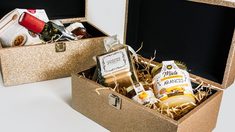 Delivery e Cooking Box per la Vigilia, il Natale e il Capodanno in tutta Italia
