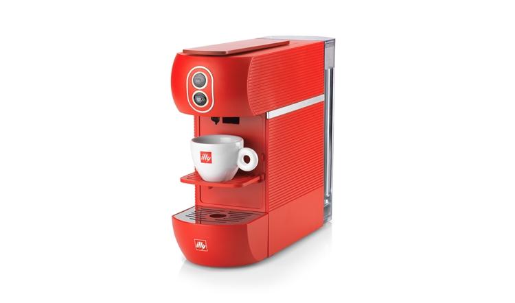 per San Valentino llycaffè presenta illy ESE: la nuova macchina compatta e sostenibile