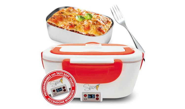 Amarillo Inox Digital, pause pranzo comode ed efficienti con la schiscetta 2.0