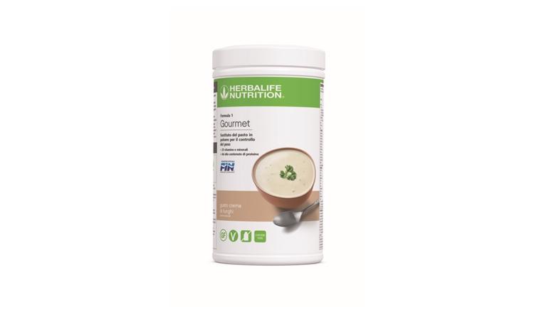 Scopri il gusto di tornare forma in inverno con il caldo e gustoso sapore del nuovo Formula 1 Gourmet di Herbalife Nutrition
