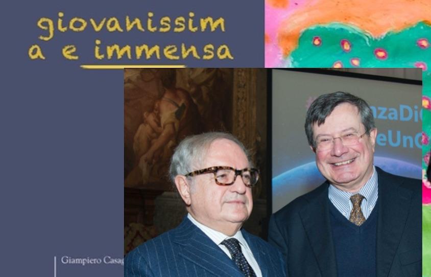 """Museo della Scienza e della Tecnica diretto da Fiorenzo Galli in""""Giovanissima e immensa"""""""