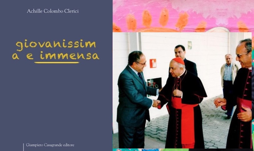 """Casa della carità, don Virginio Colmegna e Card. Dionigi Tettamanzi in """"Giovanissima e immensa"""""""