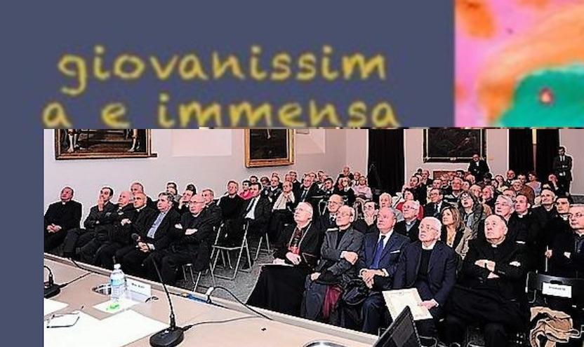 """I cardinali Giovanni Colombo e Angelo Scola nel libro Giovanissima e immensa"""""""