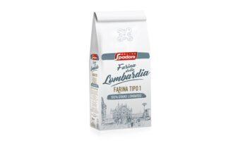 Molino Spadoni aggiunge Lazio, Piemonte e Lombardia alle sue farine regionali