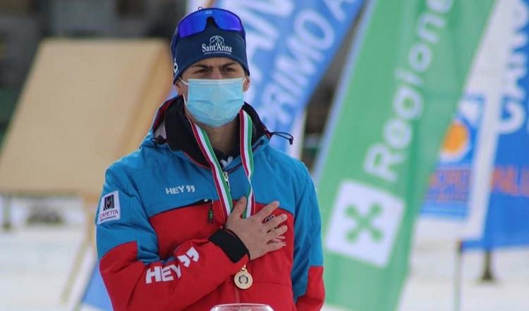 Acqua Sant'Anna sul podio del Campionato Italiano Sci di Fondo