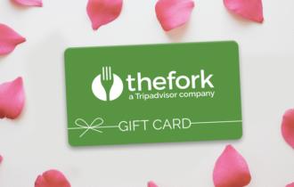 Cibo e amore: un binomio che si rafforza in lockdown, indagine TheFork + gift card come regalo d'amore per il partner e per sostenere i ristoranti