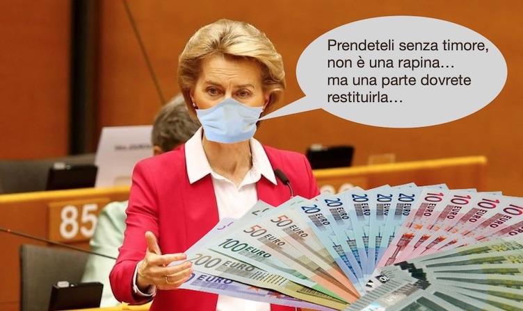 PNRR – Fondi europei per l'Italia: Sondaggi e indagine… come far quadrare i conti
