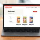 Fiorentinialimentari.it inaugura il 2021 con il nuovo e-commerce