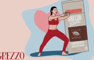 """Leone celebra il """"self love"""" con la combinazione perfetta di cioccolato e meditazione"""