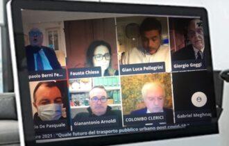 MILANO, QUALE FUTURO DEL TRASPORTO E DELLA CITTA' Webinar Milano-Vapore