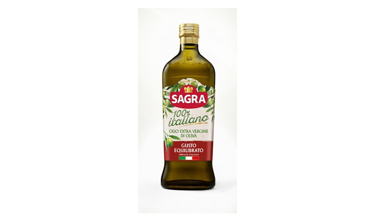 Olio Extravergine di Oliva 100% italiano Sagra: #ilbuonoognigiorno