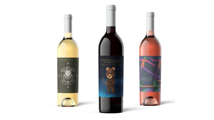 Cantina Tollo, tre bottiglie in esclusiva per il Web