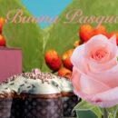 La Colomba di Pasqua Fiasconaro si veste di Rosa e di Fragranze mediterranee