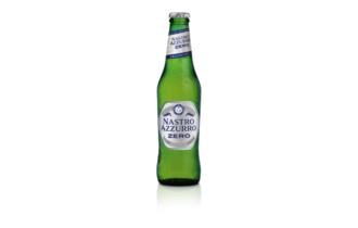 Arriva la nuova Nastro Azzurro Zero, la scelta Premium italiana tra le birre analcoliche