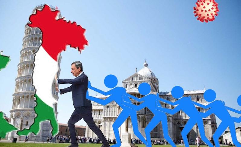 Forza Draghi! Spero che Mattarella abbia dato mano libera. Spero che tutti i parlamentari abbiano capito…