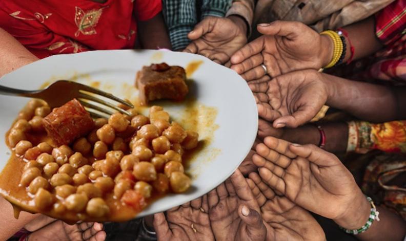Spreco alimentare… Mattarella: Tra i diritti fondamentali vi sia quello del cibo