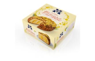 Torta Mimosa Motta: un anticipo di Primavera per festeggiare con dolcezza!