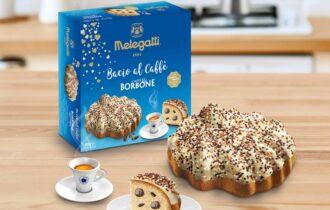Il Bacio al Caffè la novità di Melegatti in collaborazione con Caffè Borbone
