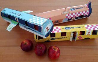 """Melinda lancia """"Le Piccoline"""", le mele a misura di bambino rispettose dell'ambiente"""