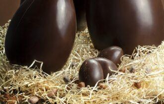 L'unico uovo di cioccolato crudo firmato GREZZO RAW CHOCOLATE
