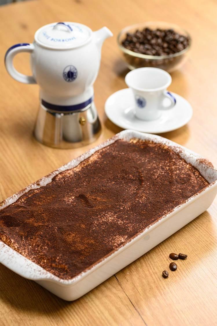Caffè Borbone partecipa alla Guida 50 Top Italy con il contest dedicato al Tiramisù