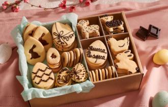 Dalla Scuola del Cioccolato Perugina i Biscotti di Pasqua