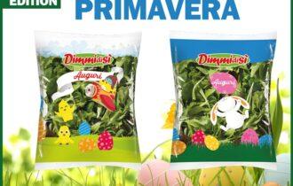 DimmidiSì lancia la nuova insalata Primavera Limited Edition
