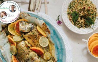 Fish from Greece: ricetta a base di pesce per un pranzo di Pasqua al sapore di mare… della Grecia!