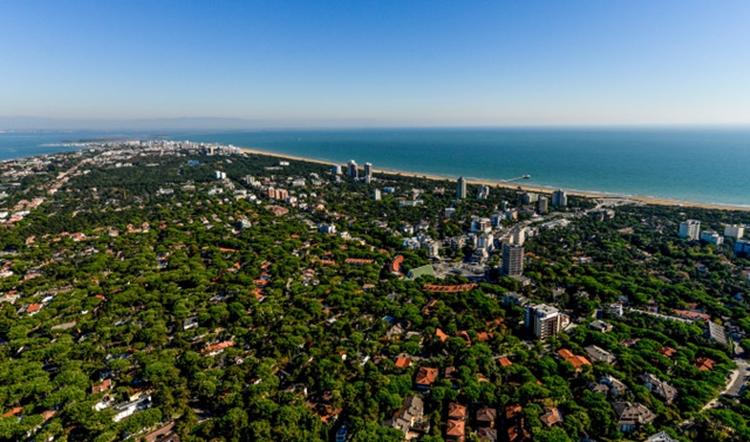 """Lignano Sabbiadoro delle """"Tree Cities of the World"""""""