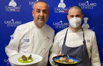 Continua la Dad dedicata agli istituti alberghieri con gli chef stellati-ultima diretta con lo chef Vincenzo Guarino