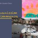 Rapallo, mareggiata del 2018, in Giovanissima e immensa…