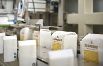 Pasta Sgambaro: balzo del 30% delle vendite all'estero nel 2020