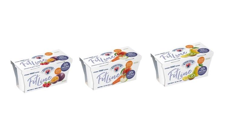 Yogurt Fitline di Latteria Vipiteno, nuovo formato e nuovi gusti!