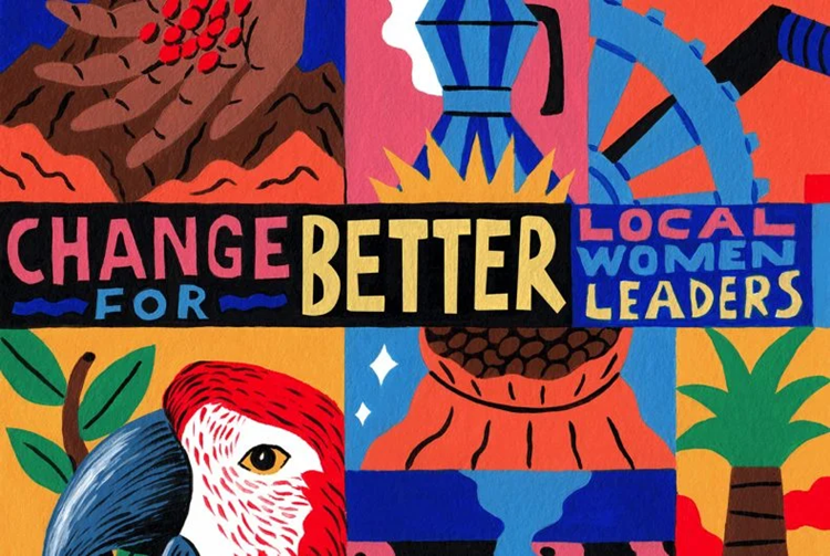Change for Better: Lavazza celebra le donne con l'arte
