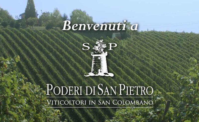 Poderi San Pietro san Colombano al Lambro Doc – DEGUSTAZIONE FUORI STAFF by Comolli