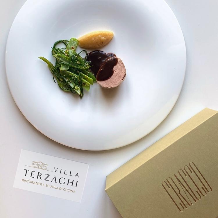 Villa Terzaghi: la Sanremo Juke-Box Gourmet del ristorante didattico di Carlo Cracco