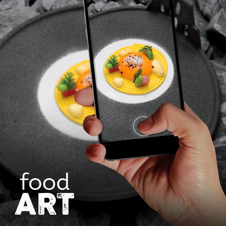 #Food Art di Unilever Food Solutions e FIC: l'importanza del social food marketing per la ristorazione nell'era del digitale