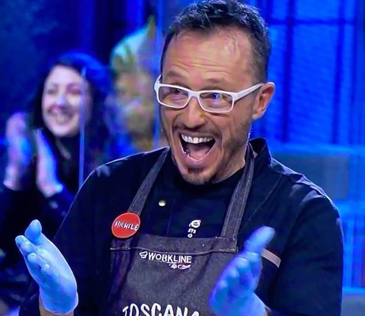 L'emotion chef Michele Nardi porta in tv i sapori unici dell'Isola d'Elba