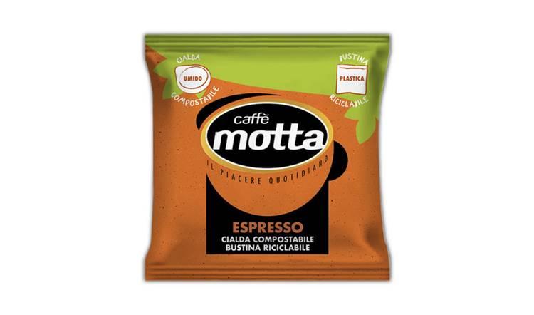 Nuova gamma di cialde compostabili Caffè Motta, il caffè che ama l'ambiente