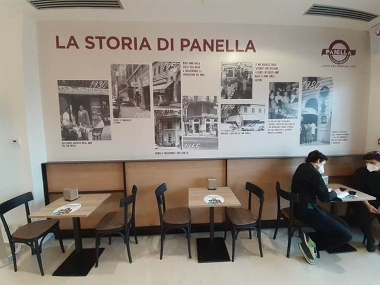 Chef Express: nuova caffetteria Panella all'interno dell'Ospedale Gemelli a Roma