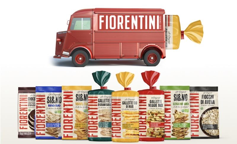 FIORENTINI NUOVA CAMPAGNA RADIO NAZIONALE – gallette di cereali soffiati e snack salutistici
