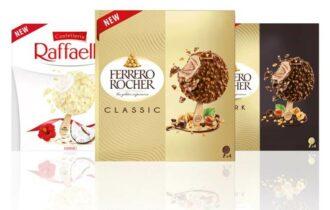 Ferrero e la nuova sfida dei gelati