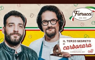 Al via Campagna di Comunicazione digital sul Guanciale Fiorucci in occasione del Carbonara Day