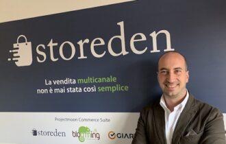Marco Orseoli, Storeden: Bitcoin e cinquanta criptovalute diverse per 3,5 milioni di acquirenti mensili nei 3000 negozi on line