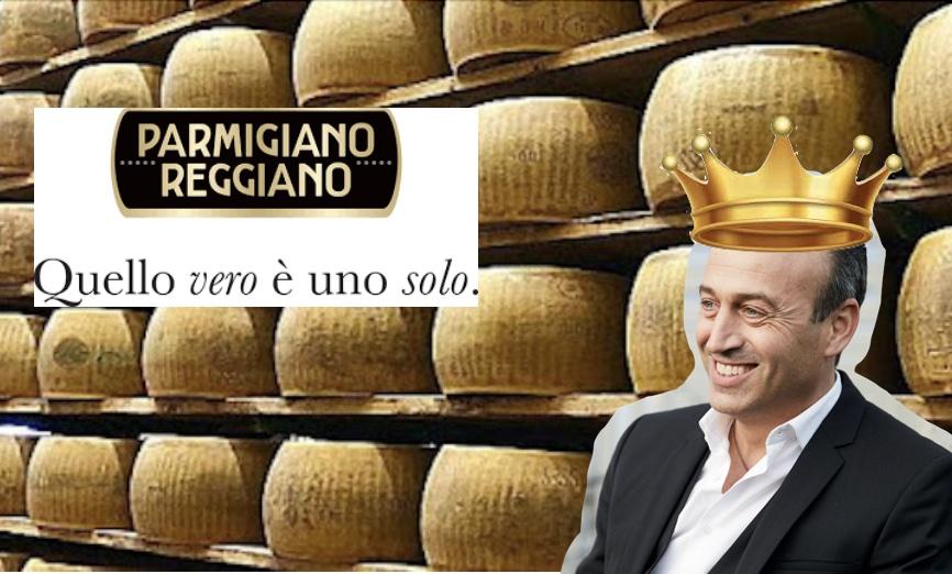 Nicola Bertinelli riconfermato per acclamazione presidente dal Consiglio di Amministrazione del Consorzio Parmigiano Reggiano