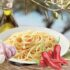Aglio, olio e peperoncino con Mauro Uliassi e Giampietro Comolli… una Pasqua da Re in RADIO RAI a Mary Pop