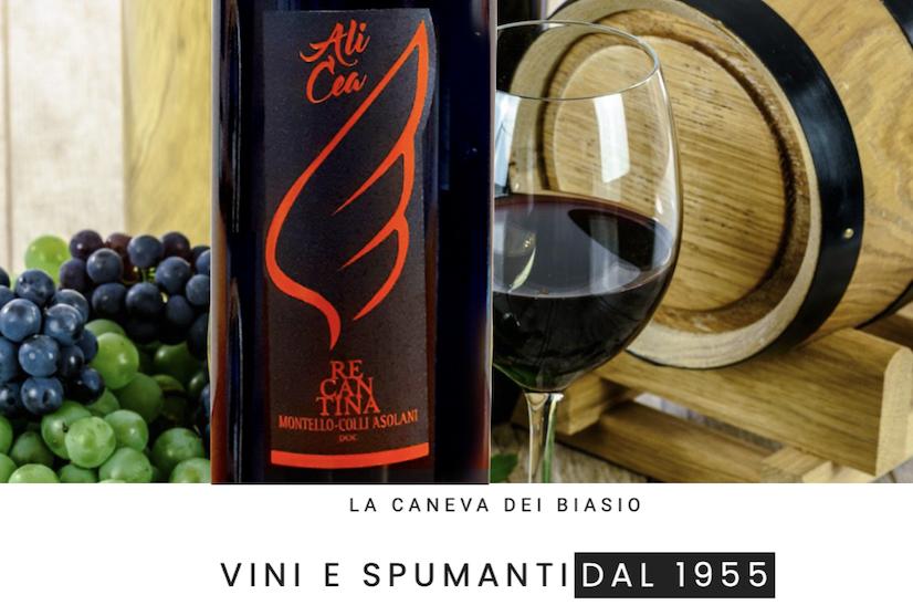 La Recantina di  Caneva dei Biasio…  la riscoperta di un vitigno misterioso e una Trattoria ritrovata